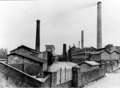 Photo du site en 1942